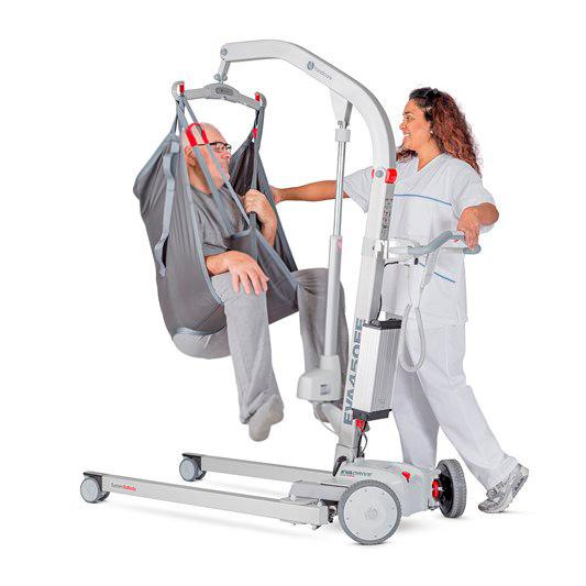 RoMedic Eva Drive Mobile Patient Lift