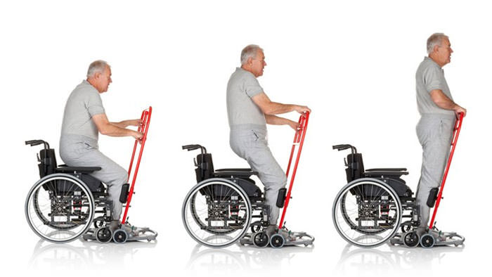 RoMedic ReTurn7500 Sit To Stand Aid by Handicare