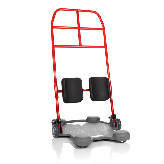 RoMedic ReTurn7600 Sit To Stand Aid With Wide Rising Ladder