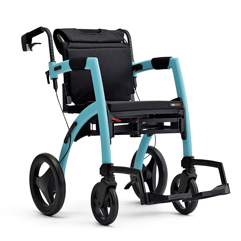 Rollz Motion2 Transport chair package