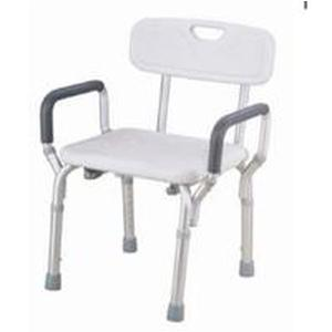 Rose Health Care Deluxe Bath Bench with Back