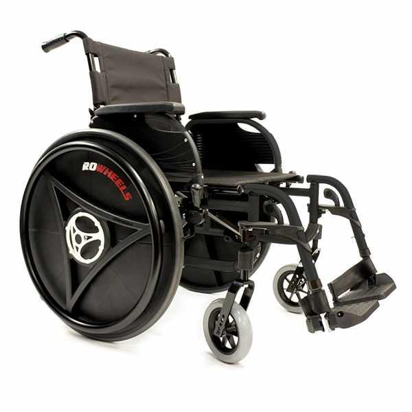 Rowheels Revolution 1.0 Wheelchair