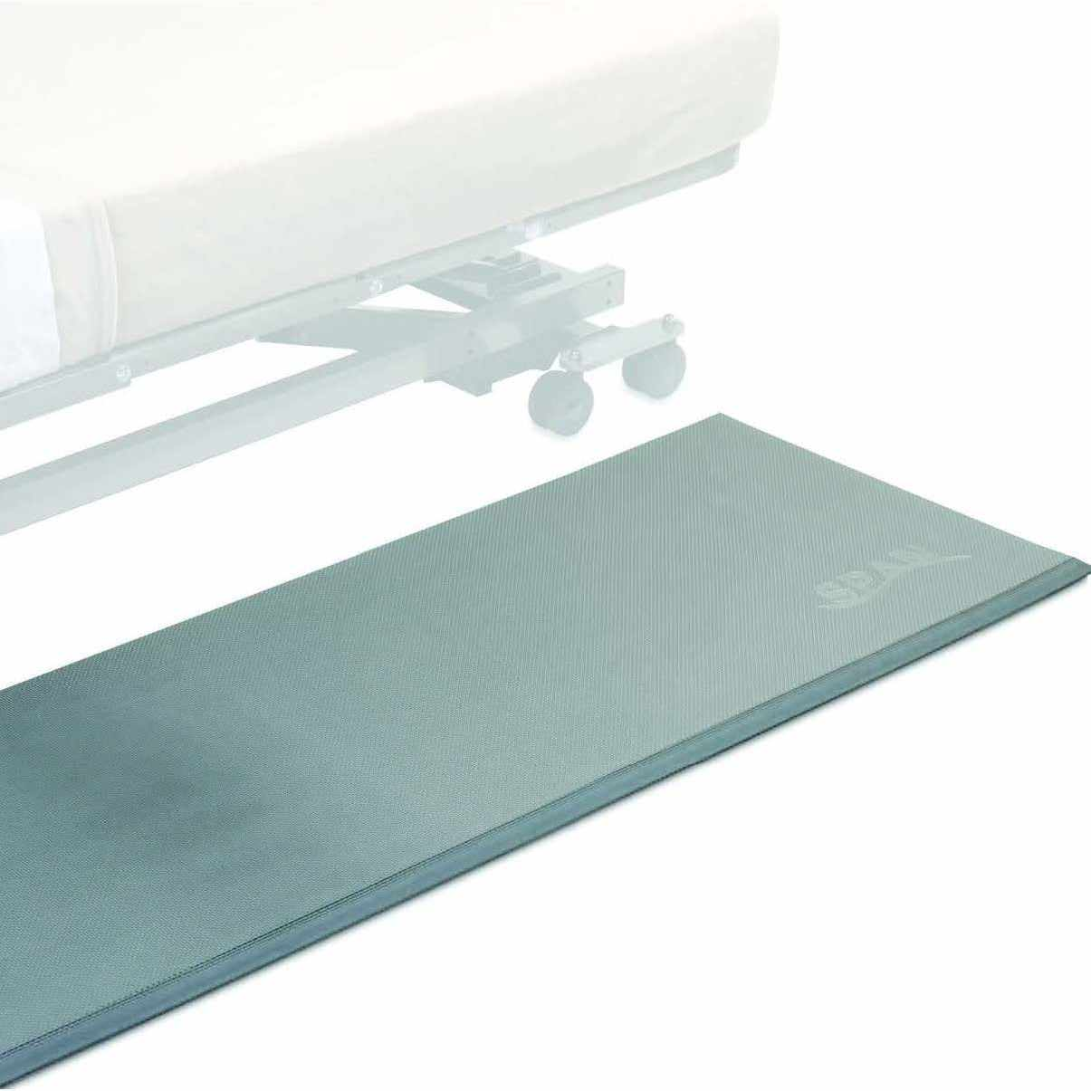 Span America fall protection bed safety mat