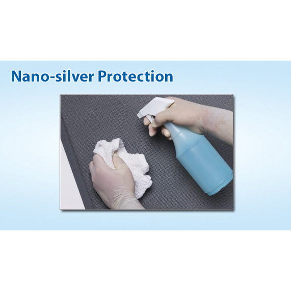 Fall protection bed safety mat