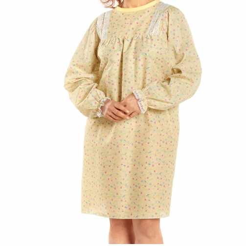 Salk The Comfort Collection TieBack Women's Patient Gown