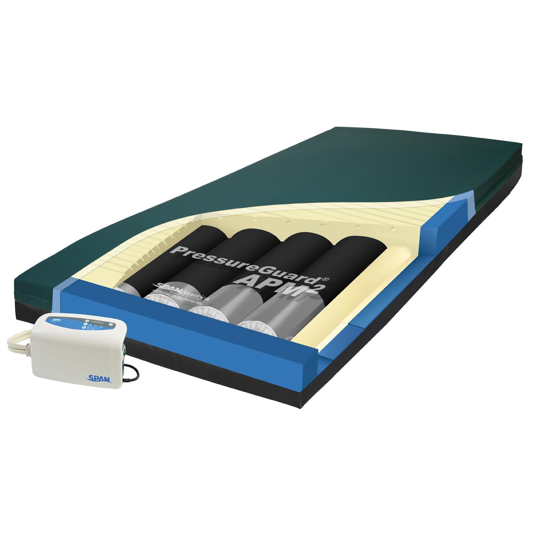 Span America pressureguard APM2 mattress