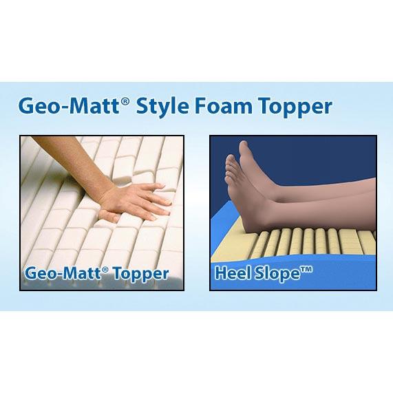 Span America APM2 mattress with digital control unit