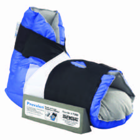 Prevalon Pressure Relieving Heel Protector with Integrated Foot and Leg Stabilizer Wedge