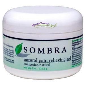 Sammons Preston Sombra Natural Pain Relieving Gel, 8oz.