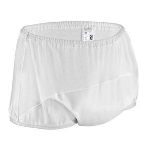 "Sani-Pant Lite Moisture-proof Pull-on Brief with Breathable Panel Small, 22"" to 28"""