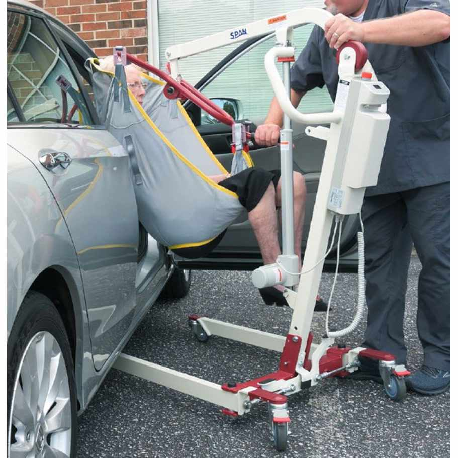 Span America F350CT patient lift