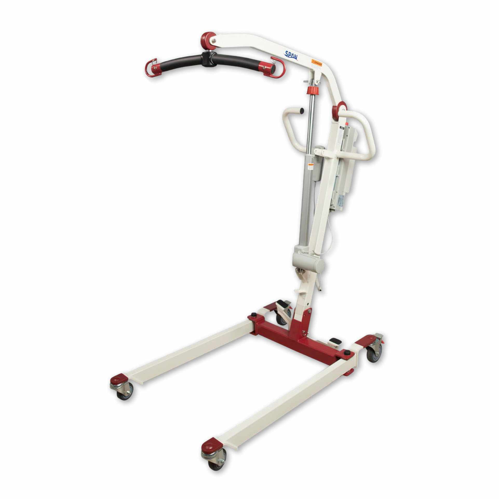 Span America F400 foldable/portable patient lift