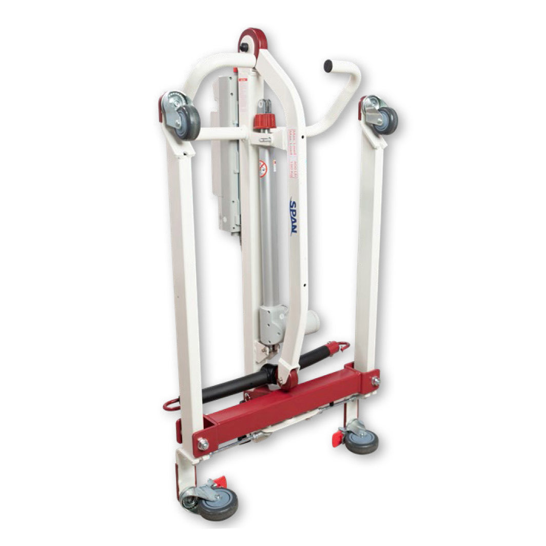 Span America F400 foldable patient lift
