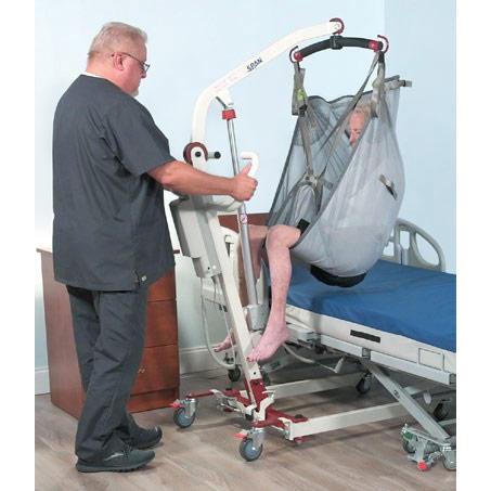 Span America F400 portable patient lift