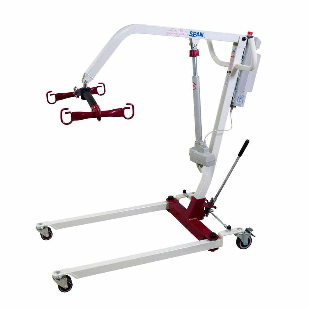 Span America F500P Full Body Power Patient Lift