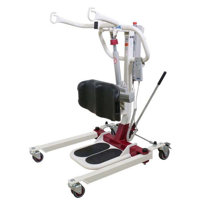 Span America F500S powered sit-to-stand patient lift