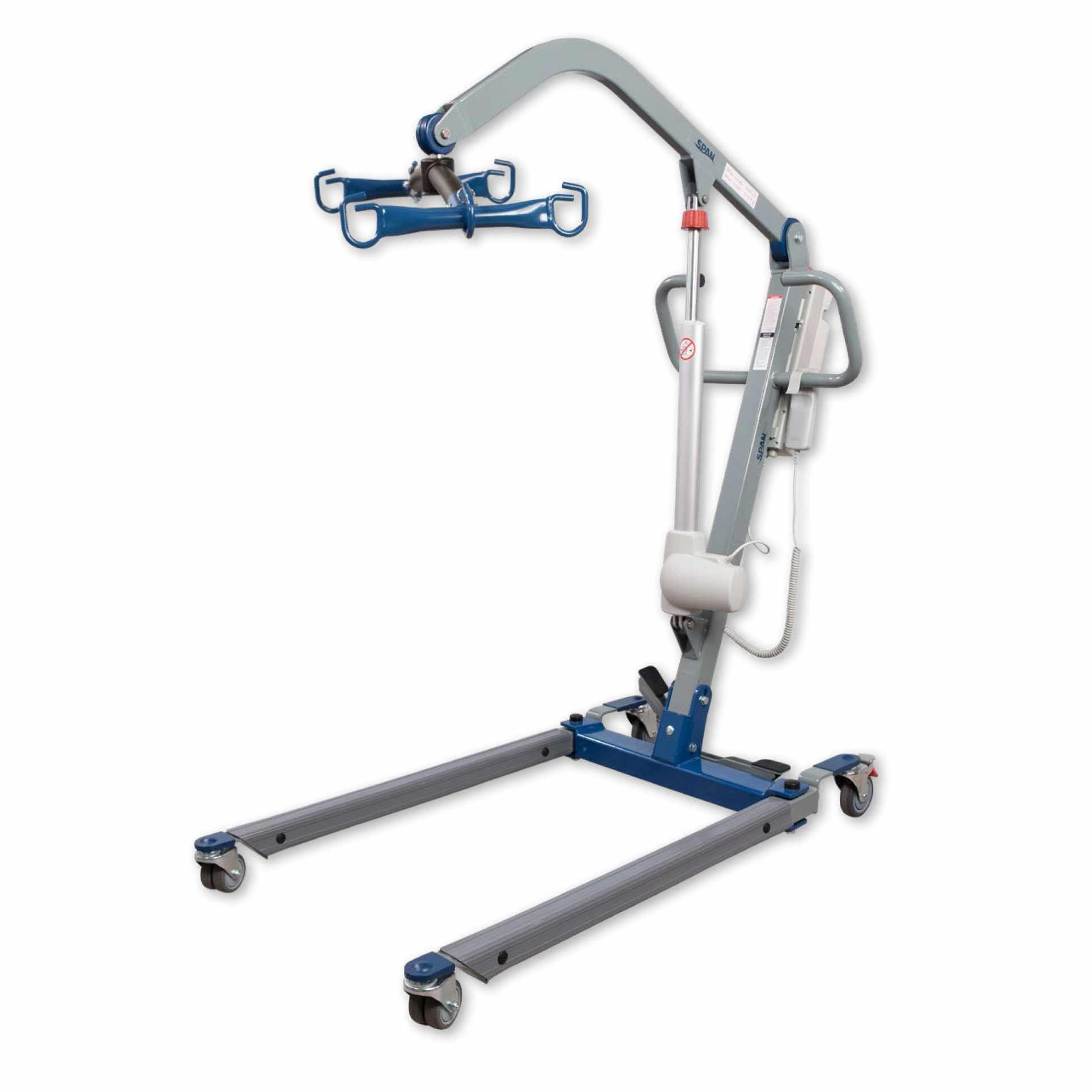 Span America F600B bariatric full body patient lift