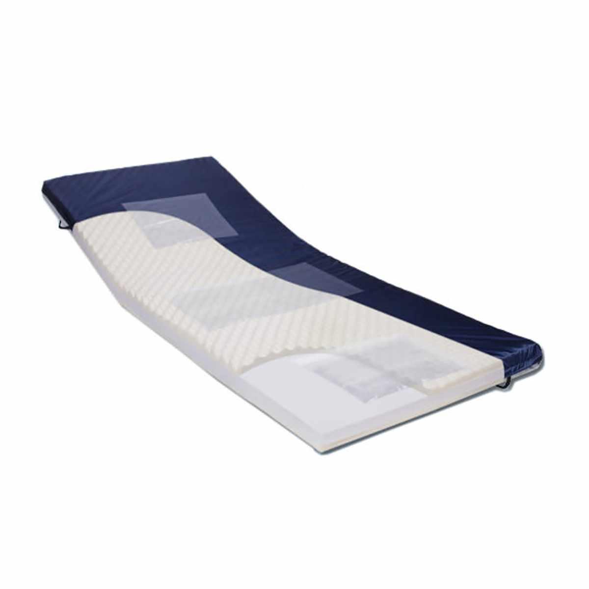 Span America Gel 80™ gel/foam mattress overlay