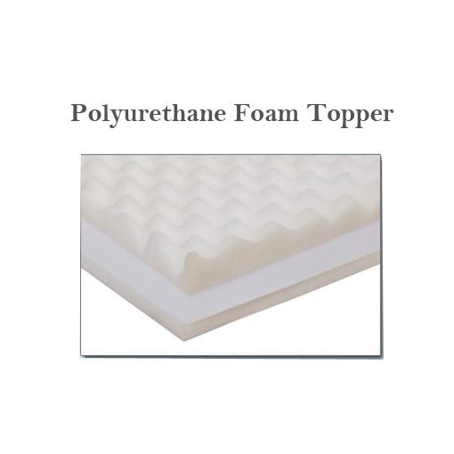 Gel 80™ gel/foam overlay