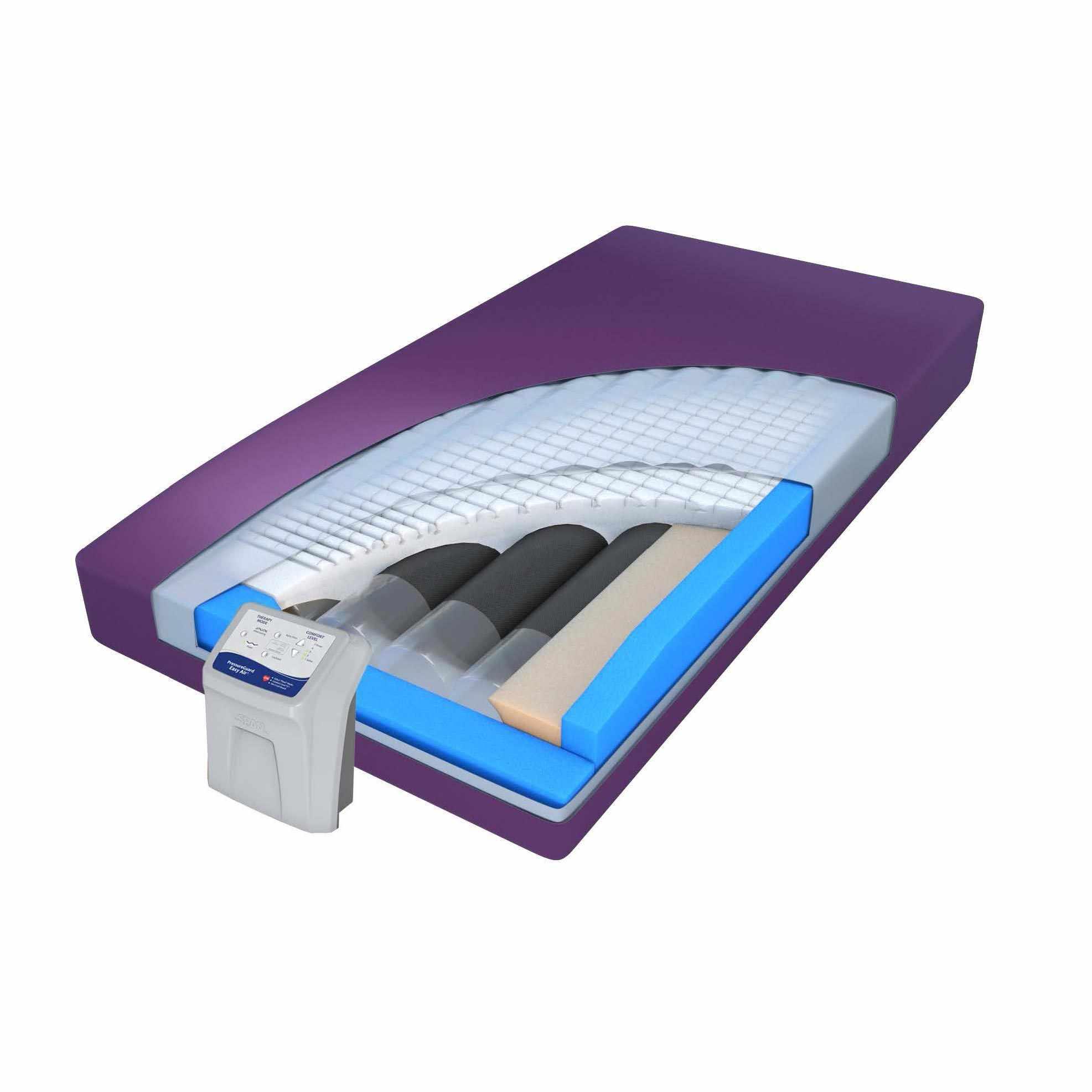 Span America pressureguard easy air mattress
