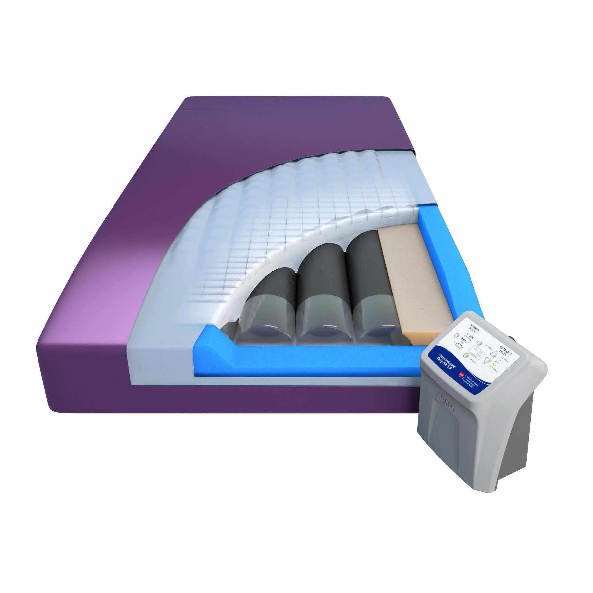Span America pressureguard easy air LR mattress