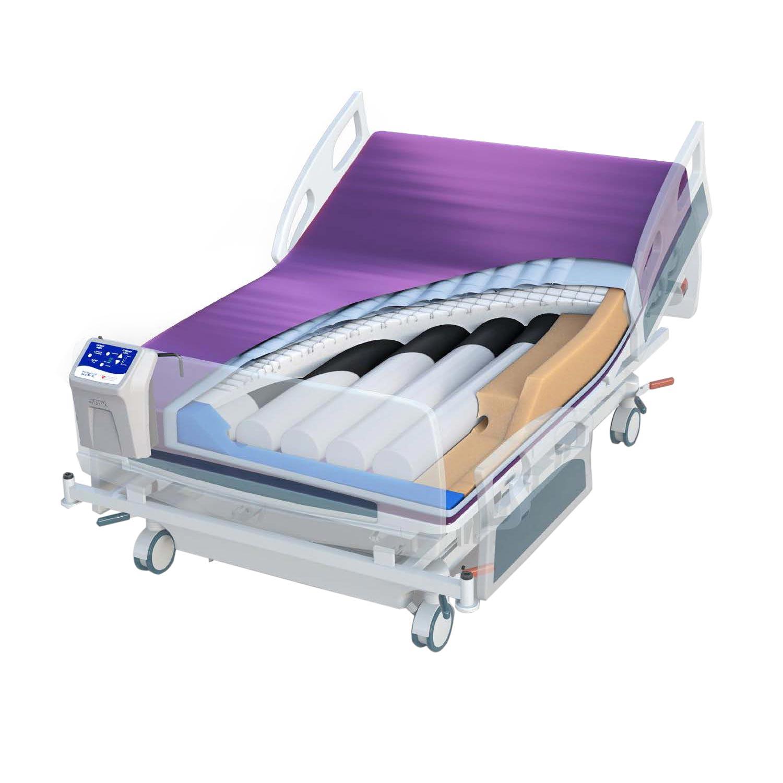 Span America pressureguard easy air bariatric XL mattress