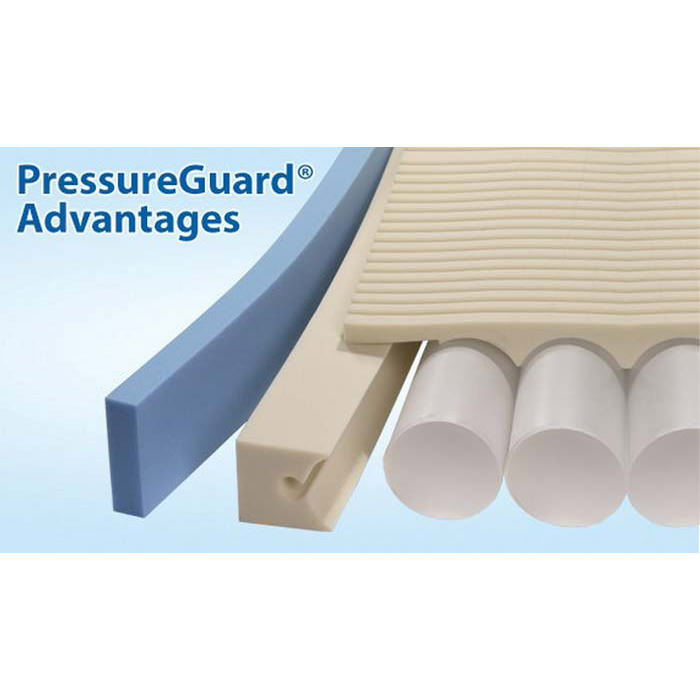 Pressureguard easy air bariatric XL mattress