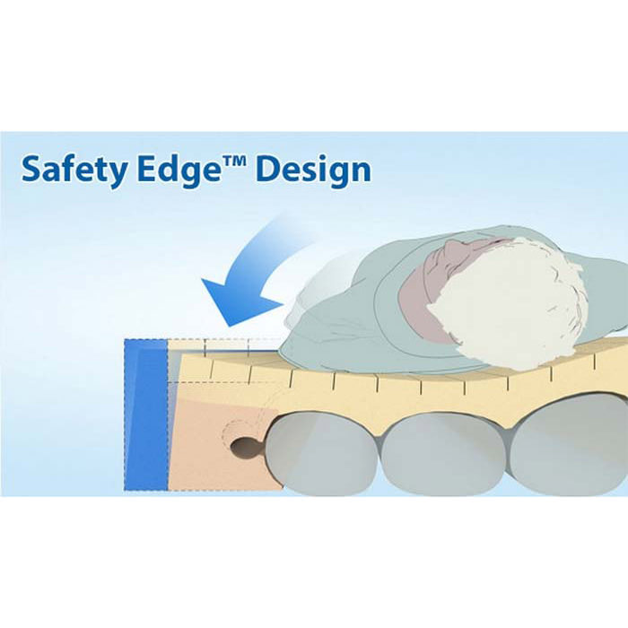 Span America pressureguard bariatric mattress
