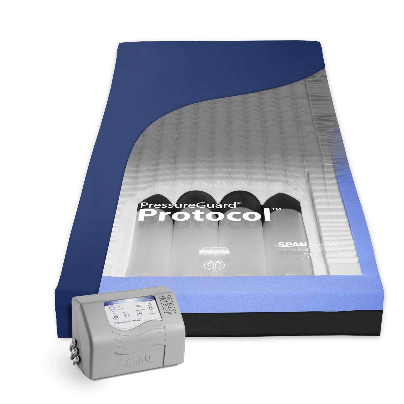 Span America PressureGuard® Protocol™ mattress