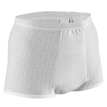 "HealthDri Washable Women's Heavy Bladder Control Panties 16 Size, 46"" to 48"""