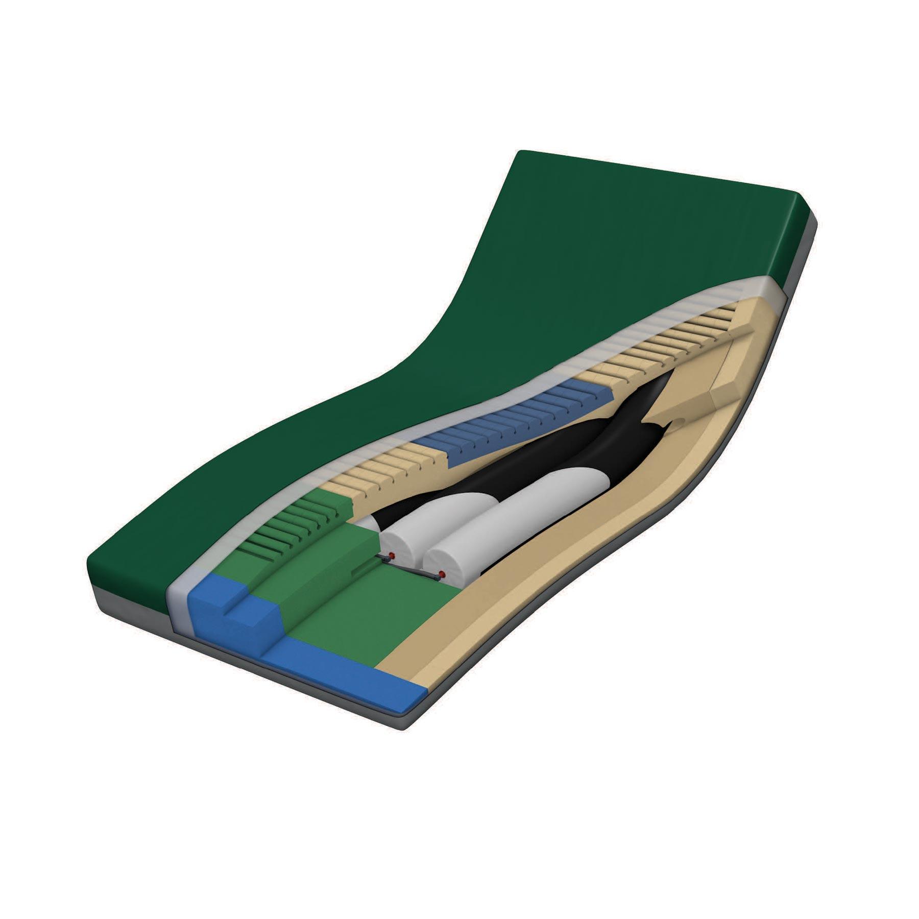 Span America pressureguard Span-Care convertible mattress