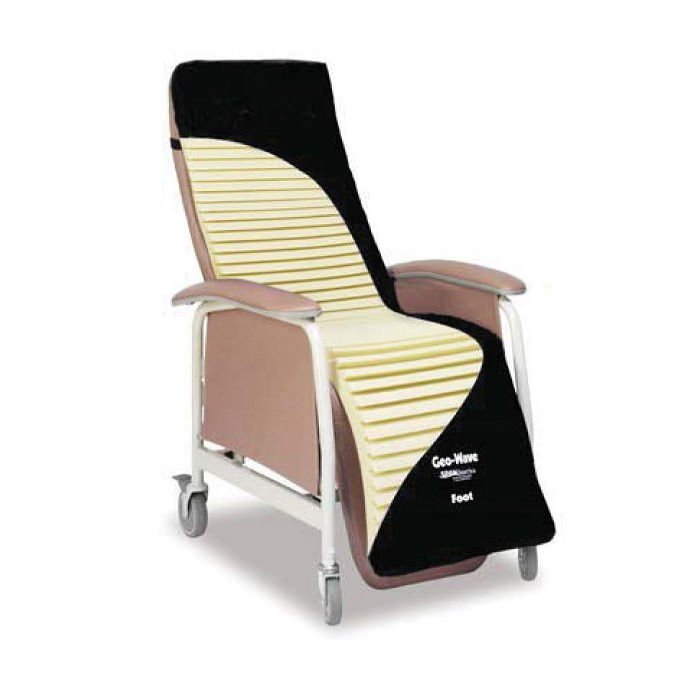 Span America Geo-Wave specialty recliner seat cushion