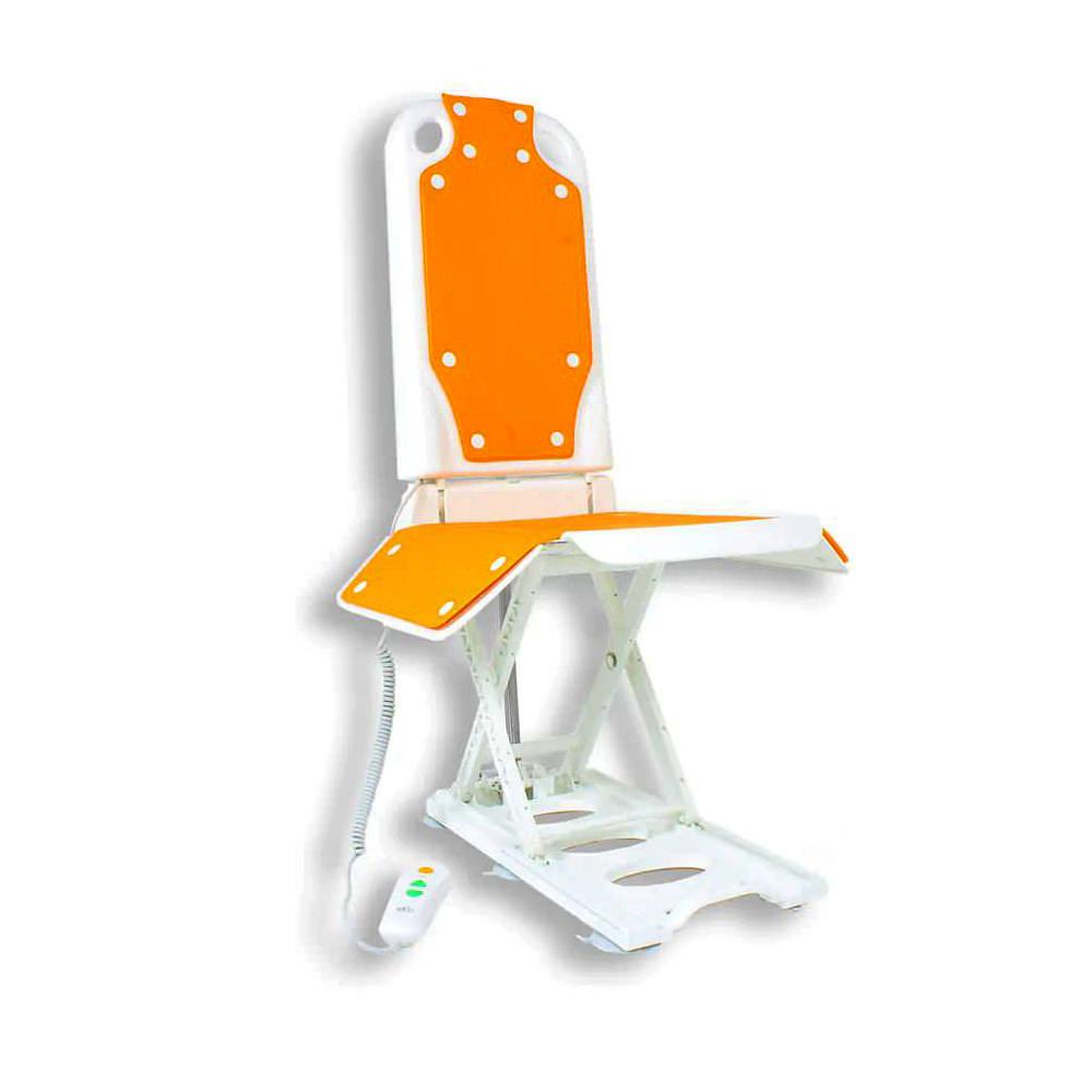 ShowerBuddy BathLift with reclining back