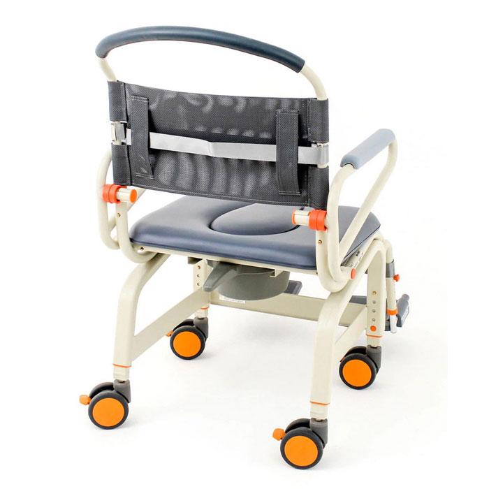 Showerbuddy Roll-Inbuddy Lite Bariatric Shower Commode Chair | Medicaleshop