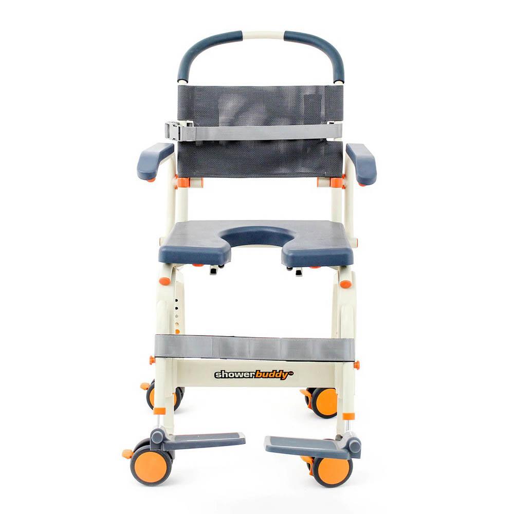 Showerbuddy Roll-Inbuddy Lite | Shower Buddy Shower Commode Chair