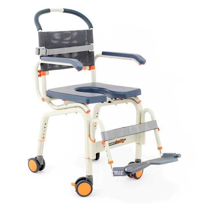 ShowerBuddy roll-inbuddy lite chair seat