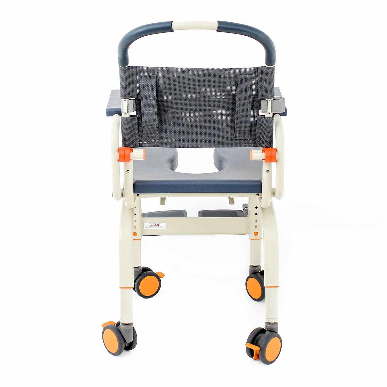 Showerbuddy Roll-Inbuddy Lite Shower Commode Chair | Medicaleshop