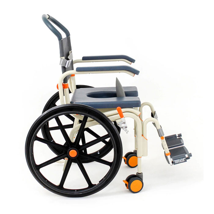 ShowerBuddy roll-inbuddy solo chair