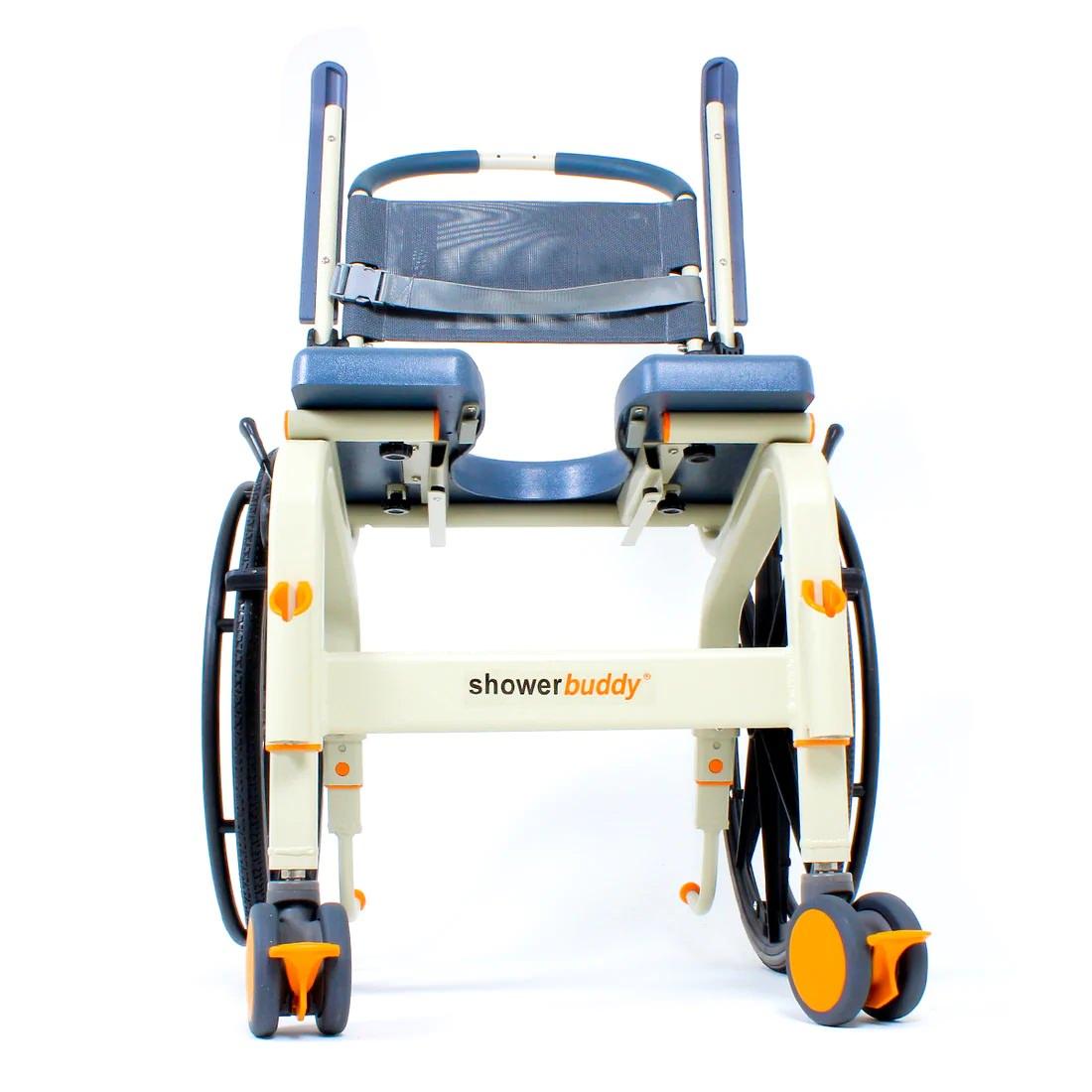 ShowerBuddy roll-inbuddy solo chair