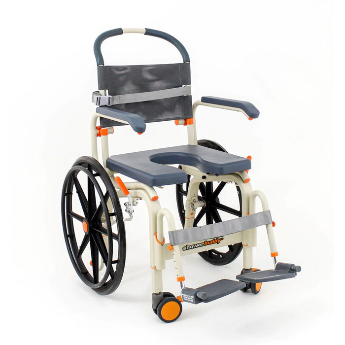 ShowerBuddy roll-inbuddy solo chair seat