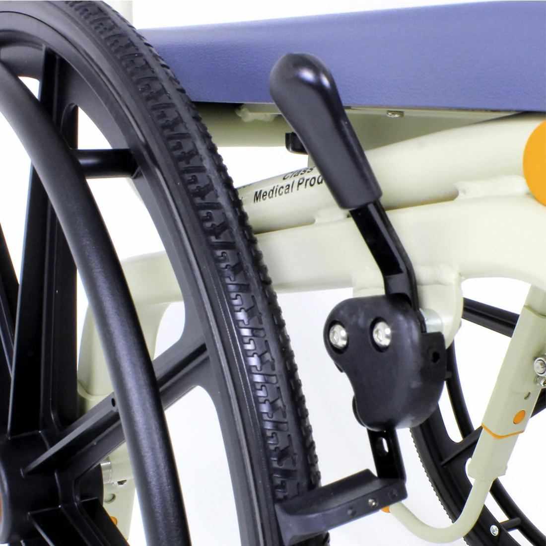 ShowerBuddy roll-inbuddy solo chair seat