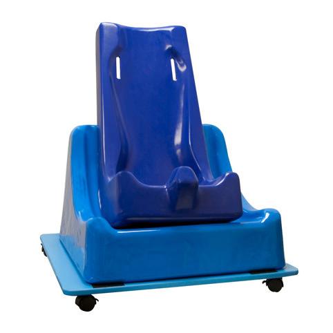 Skillbuilders 3-Piece Mobile Floor Sitter System | Medicaleshop