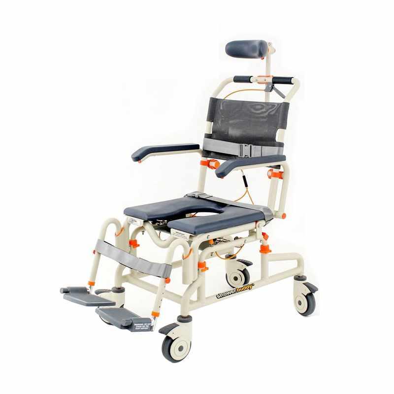 Showerbuddy Roll-Inbuddy Shower Chair With Tilt | Showerbuddy (Roll-Inbuddy)