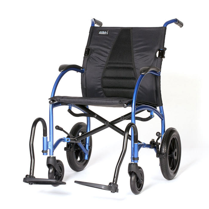 Strongback Mobility Ergonomic Transport Wheelchair