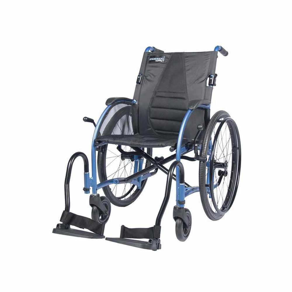 Strongback Mobility Ergonomic Manual Wheelchair