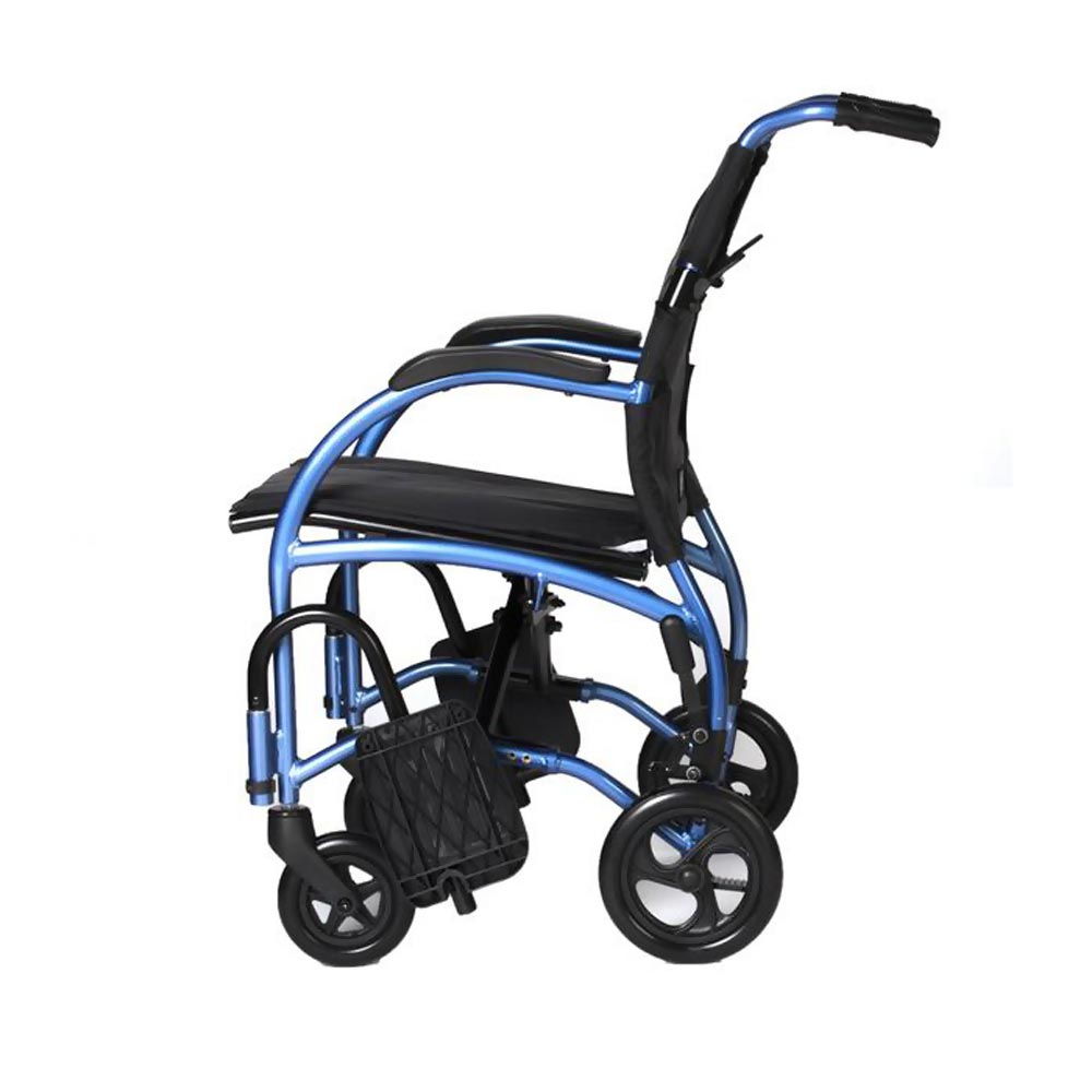 STRONGBACK Wheelchair | Strongback Mobility Folding Wheelchair
