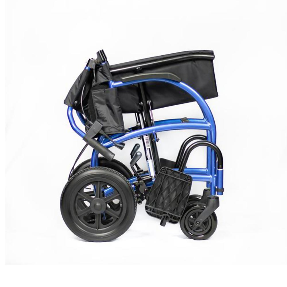 STRONGBACK Foldable Wheelchair | Strongback Ergonomic Wheelchair