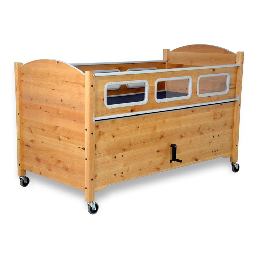 SleepSafe2 medium bed - hi-lo