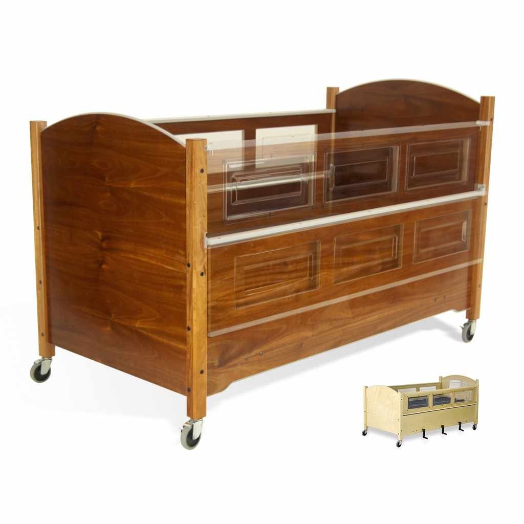 SleepSafe2 manual plus articulating medium bed