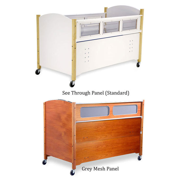 SleepSafe2 manual articulating medium bed